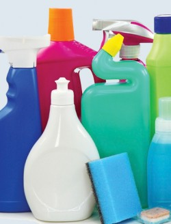 Detergents, Soap and Cleaners